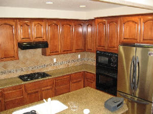 Bon Kitchen Cabinet Refinishing Citrus Heights,ca