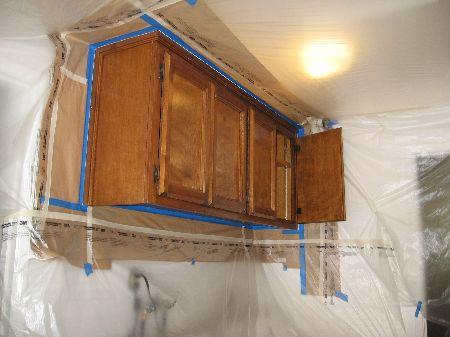 Bon Kitchen Bath Cabinet Refinishing Fair Oaks,ca Acrylic Paint