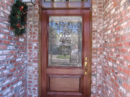 Front Door Restoration Fair Oaks,ca