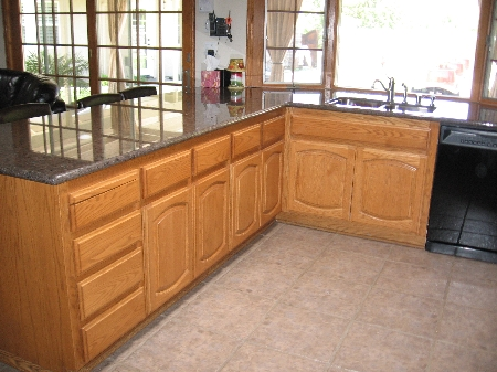 Kitchen Cabinet Refinishing Granite Bay,ca